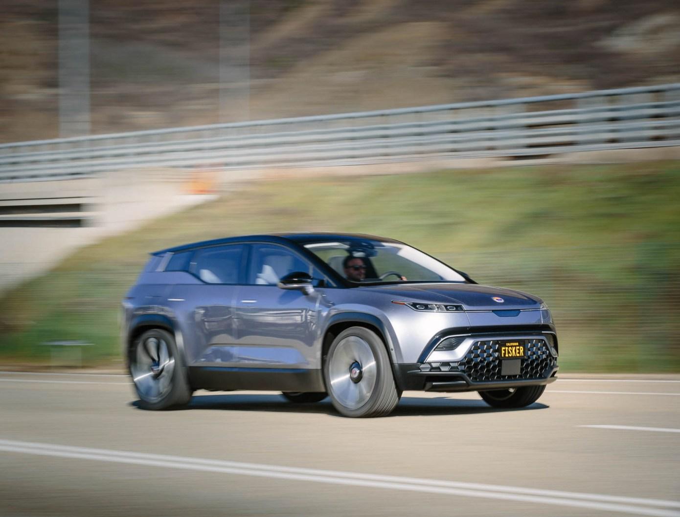 Fisker lève 50 millions de dollars pour mettre sur le marché son SUV Ocean entièrement électrique en 2022
