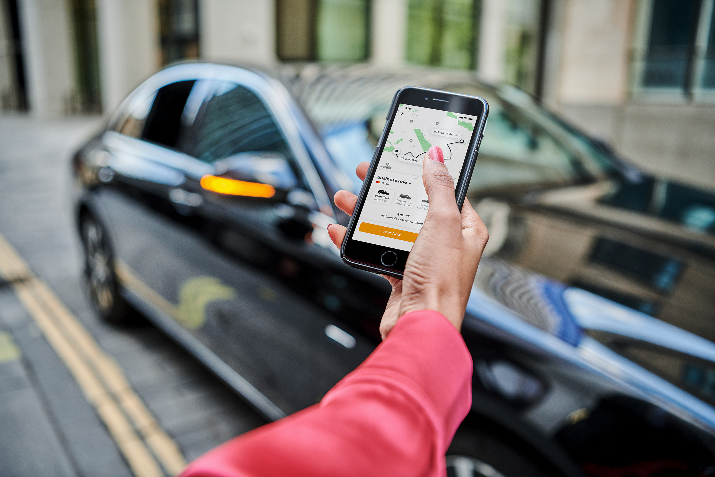 How to Set Up Your Own Taxi Business with Under £15,000