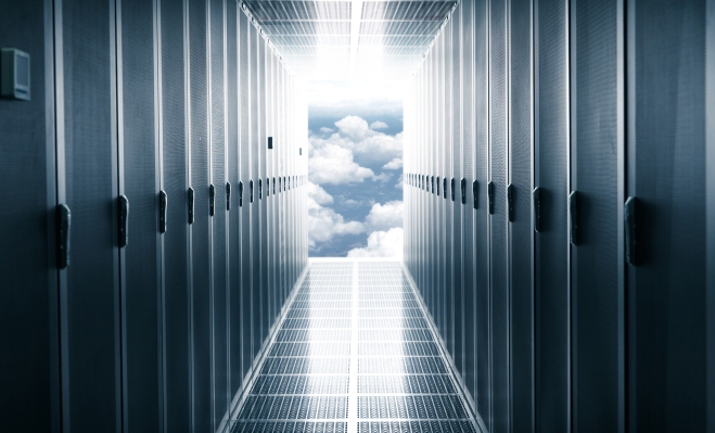 Image of article 'Even as cloud infrastructure growth slows, revenue rises over $30B for quarter'