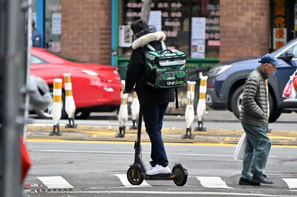 <p>Uber reportedly agrees to Get Postmates for about $ 2.65 billion thumbnail