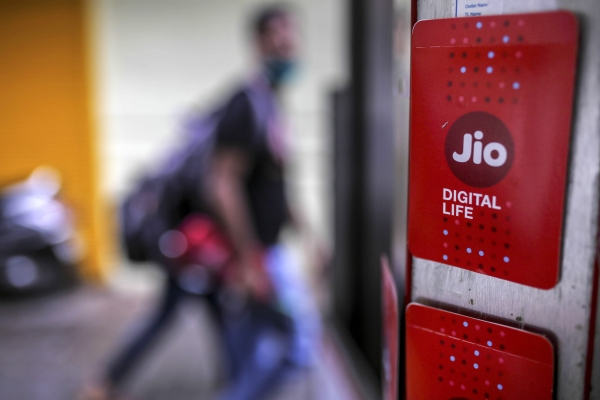 Daily Crunch: Google backs India's Reliance Jio