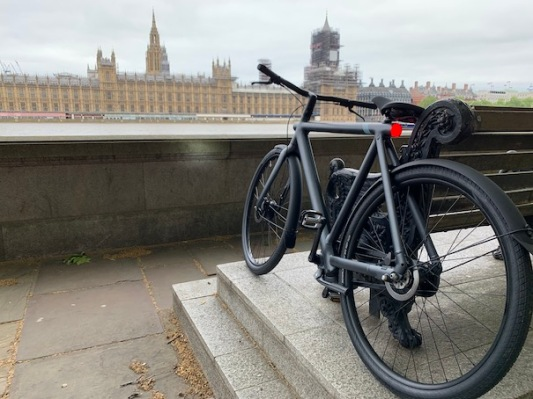 Good-looking and nippy, new VanMoof e-bikes might be the form of cities to come back – Enterprise Capital