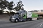 Navistar TuSimple Truck Image