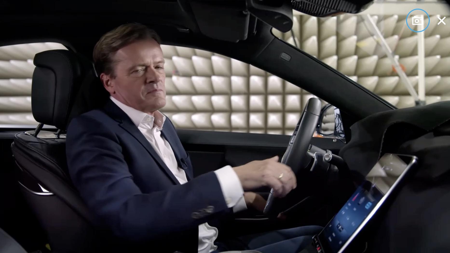 Mercedes-Benz 2021 S-Class jumps on the giant touchscreen bandwagon