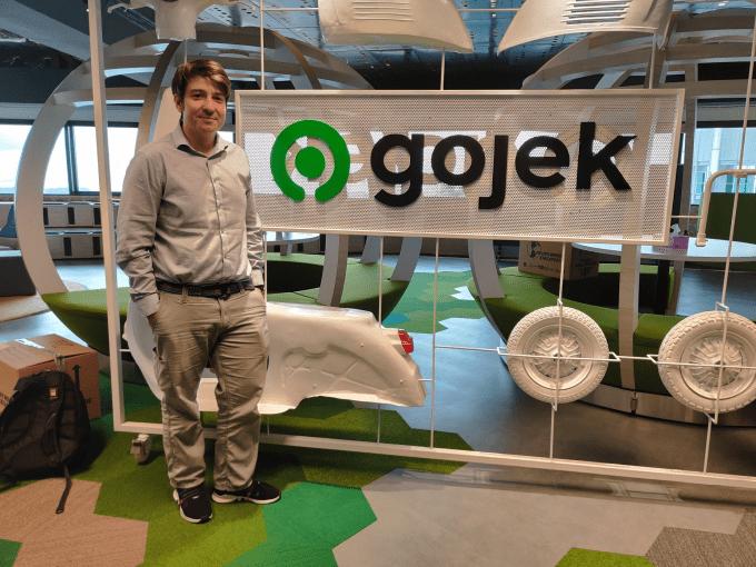 Gojek Appoints Amazon Microsoft Veteran As Its New Chief Technology Officer Techcrunch