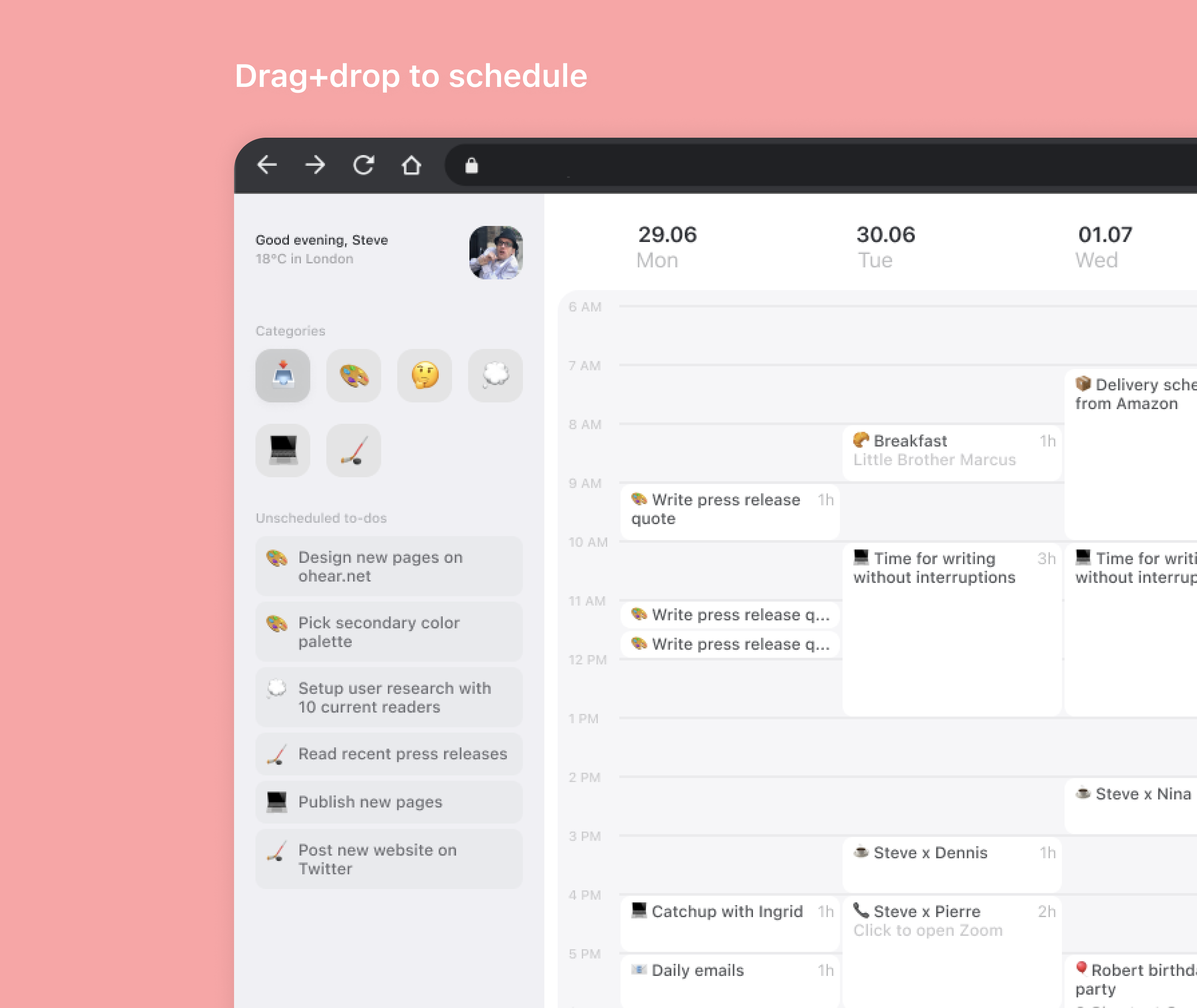 Creandum backs Amie, a new productivity app from ex-N26 product manager Dennis Müller