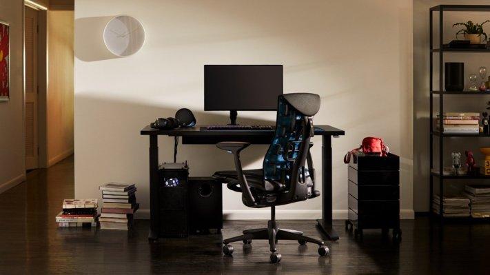 The Herman Miller x Logitech gaming chair will set you back $1,500 thumbnail