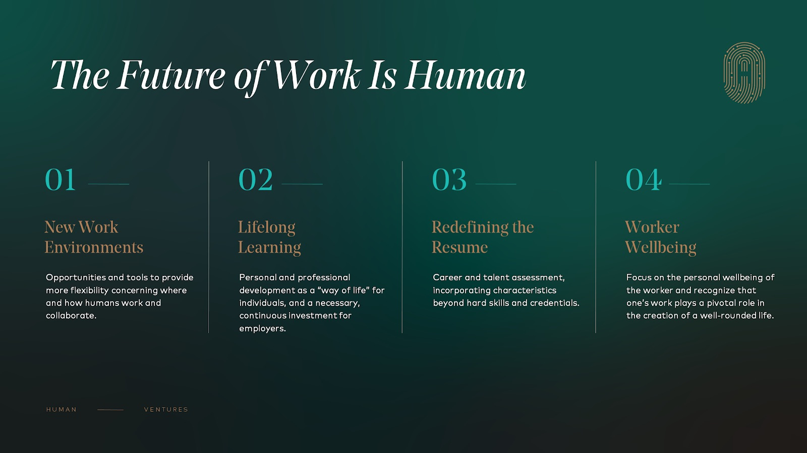 The Future Of Work Is Human Internet Technology News