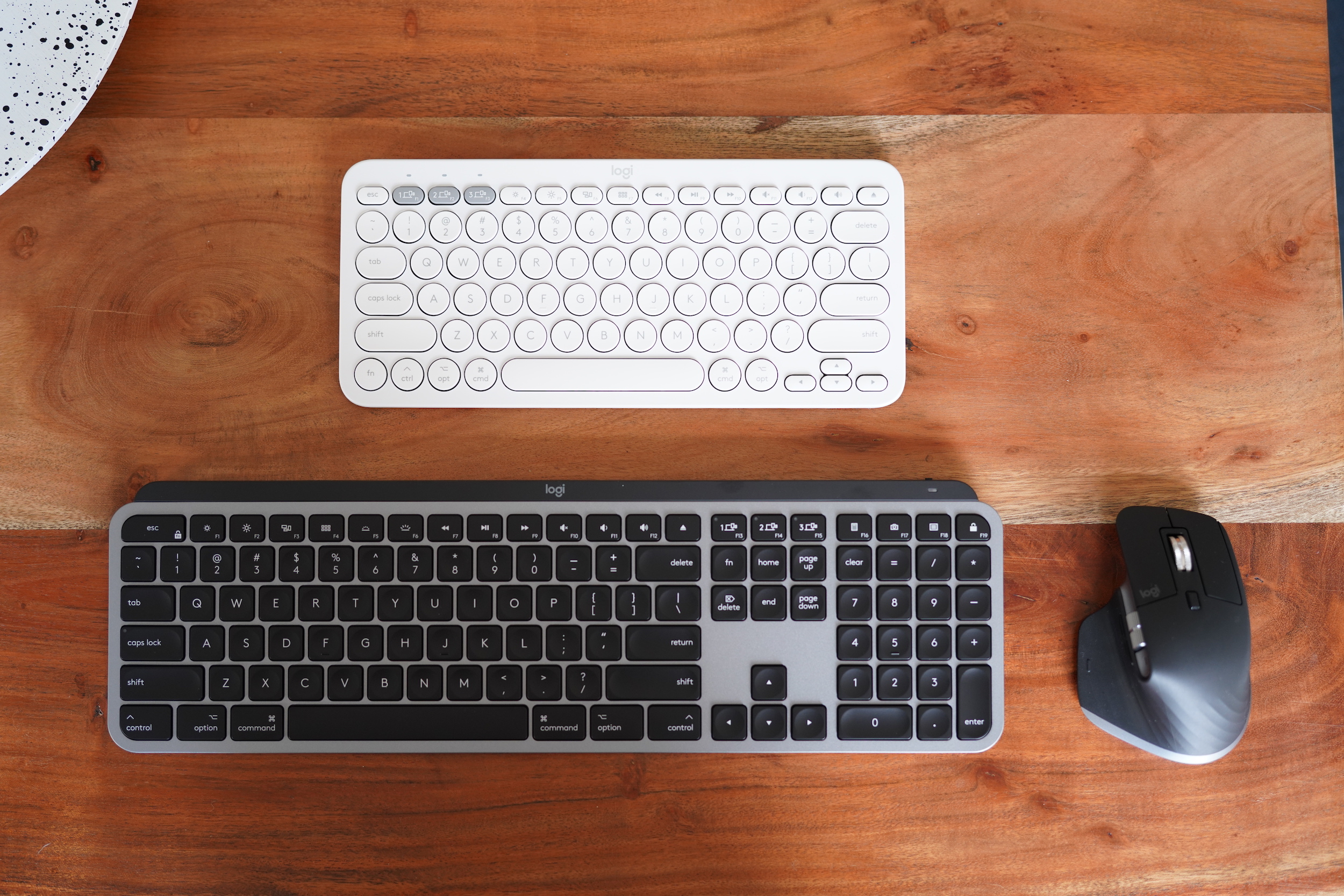 Logitech S New Mac Specific Mouse And Keyboards Are The New Best Choices For Mac Input Devices Techcrunch