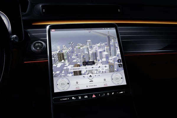 Mercedes opts for extra screens, much less buttons within the 2021 S-Class thumbnail