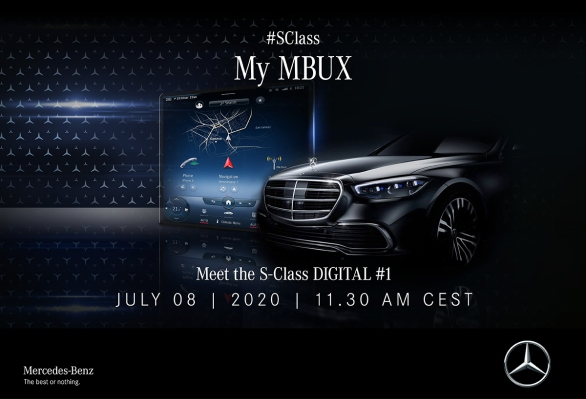 Mercedes-Benz 2021 S-Class jumps on the large touchscreen bandwagon thumbnail