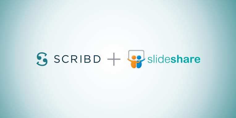 Scribd acquires presentation-sharing service SlideShare from LinkedIn - techcrunch