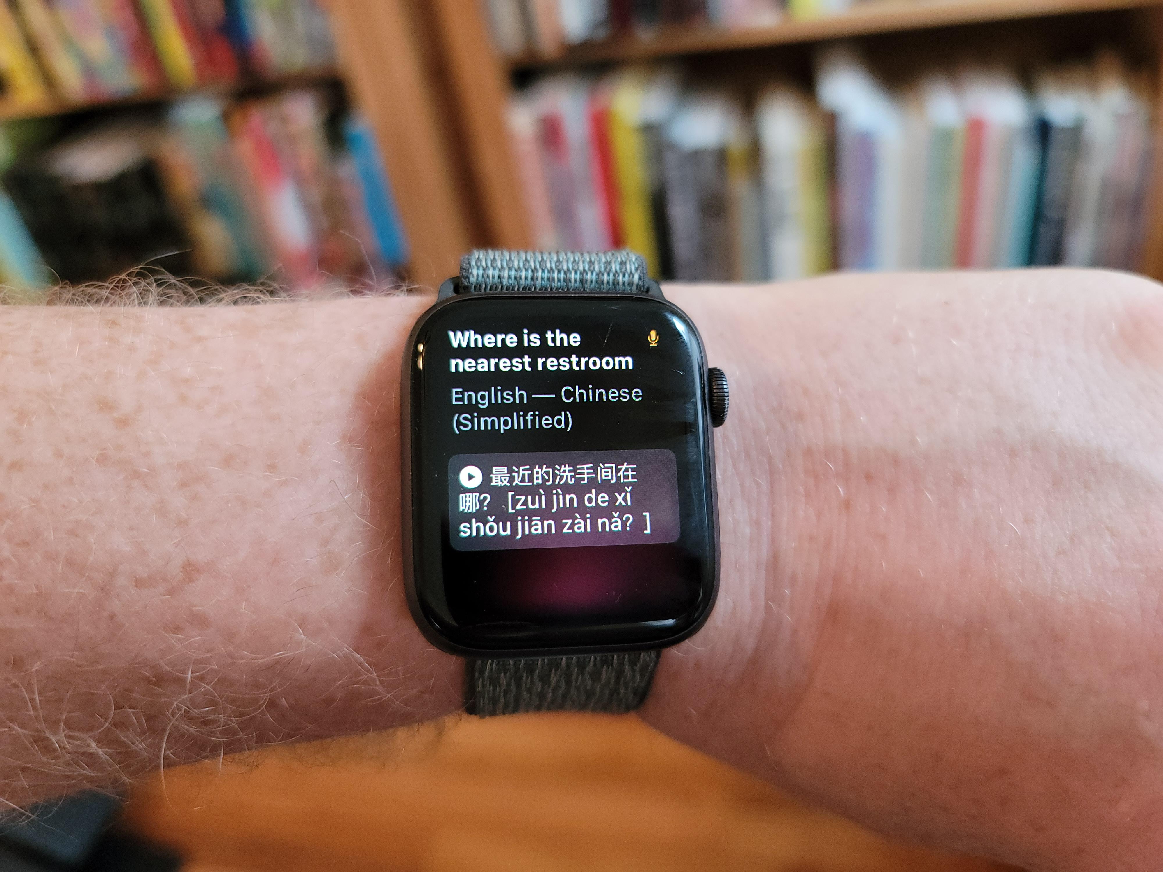 Apple watchOS 7 превью 2020 Apple