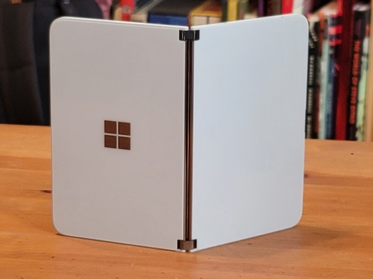 Here's the Surface Duo thumbnail