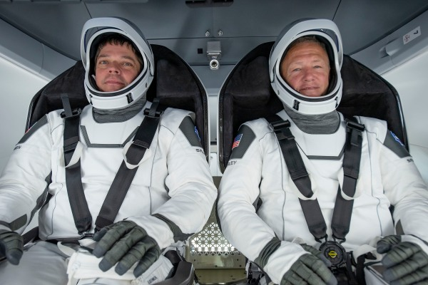Watch live as SpaceX brings NASA astronauts back from the