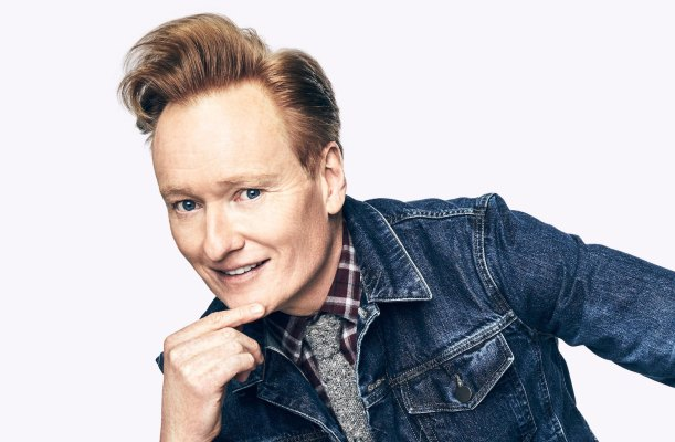 Conan O'Brien on how to embrace an ever-changing media landscape - techcrunch