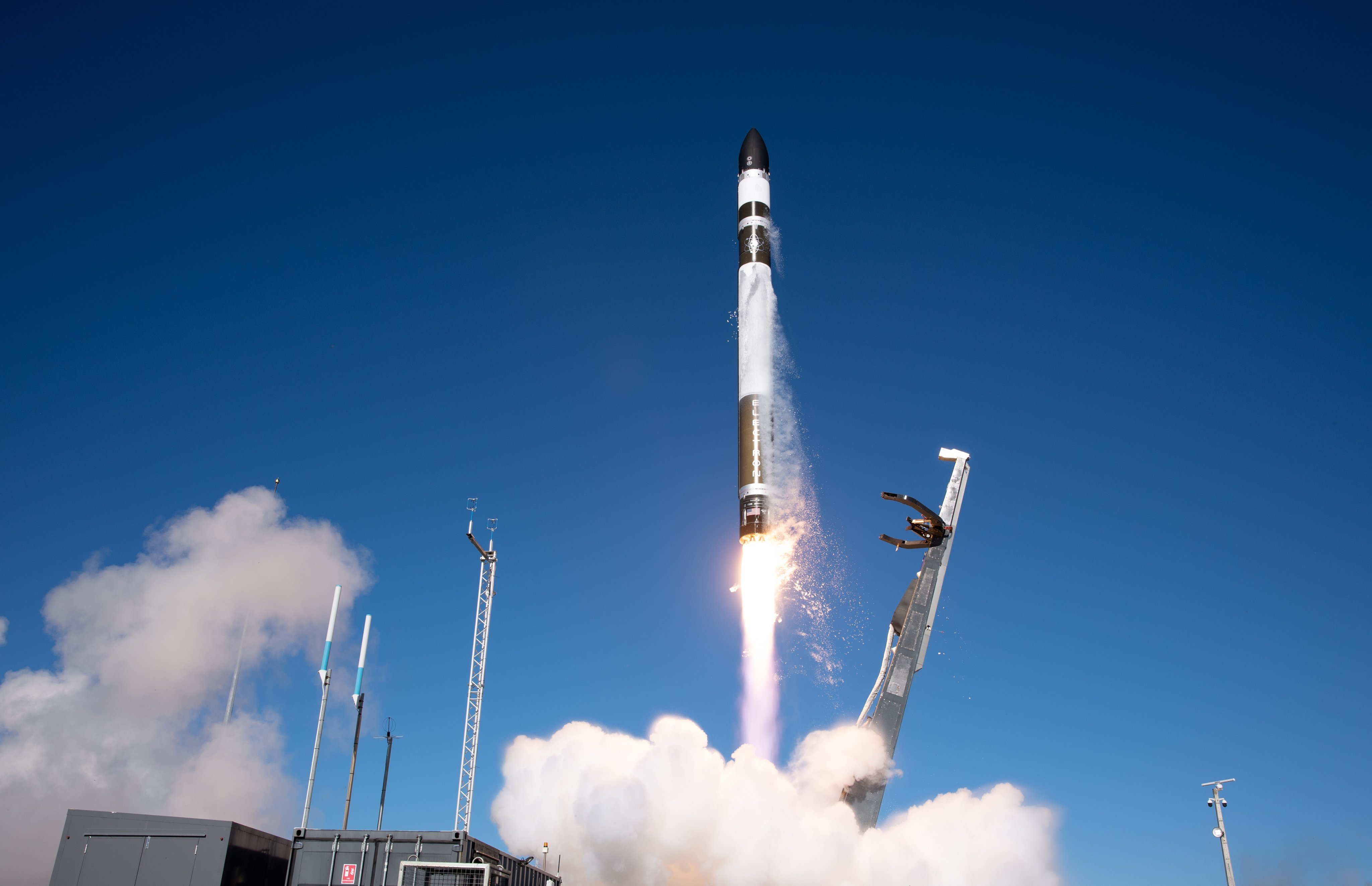 Rocket Lab's Electron rocket makes a successful return to flight