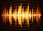 Sound waves (Digitally Generated)