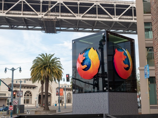 Mozilla lays off 250 - techcrunch