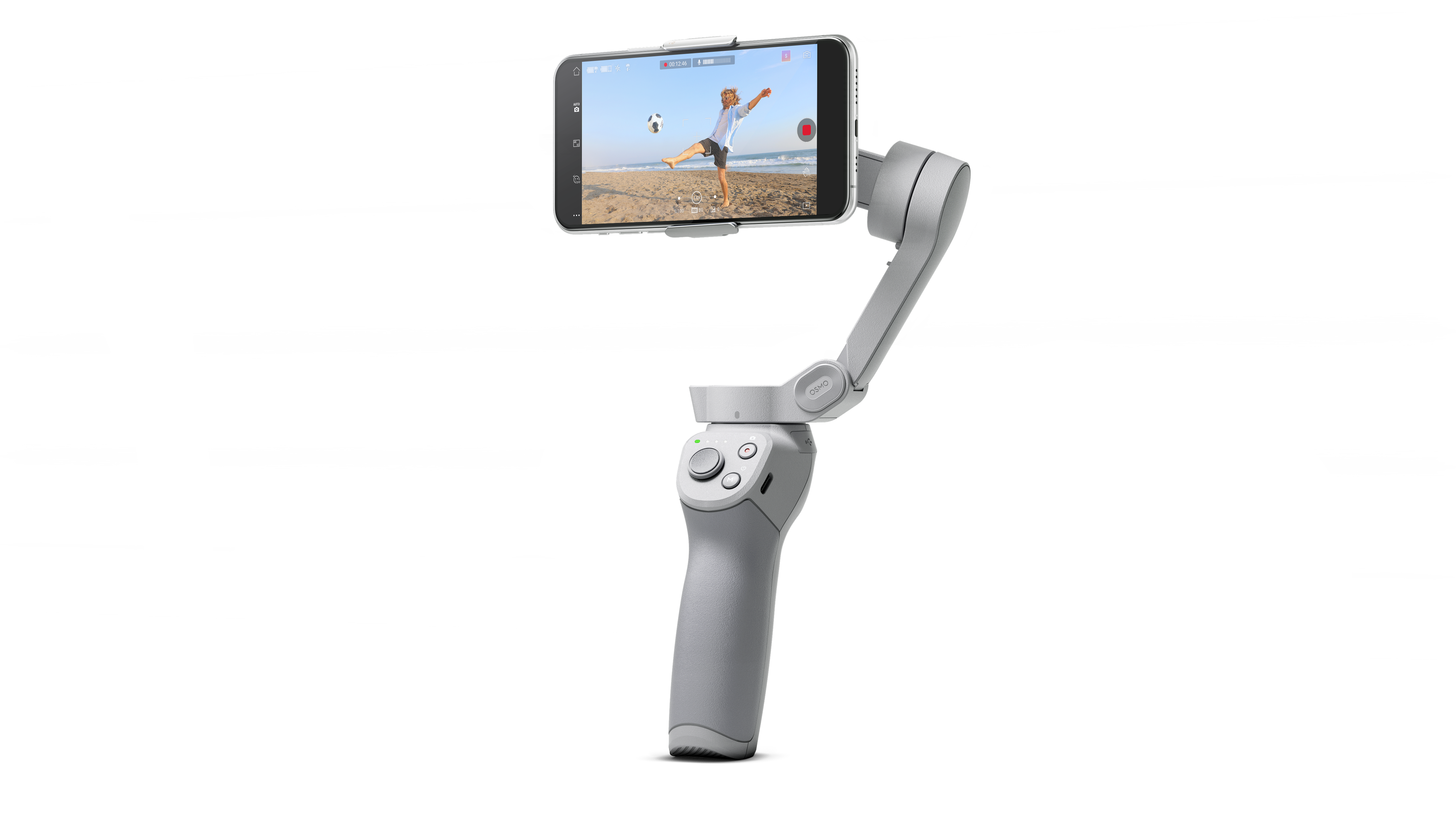 DJI Osmo Mobile 4 leaks
