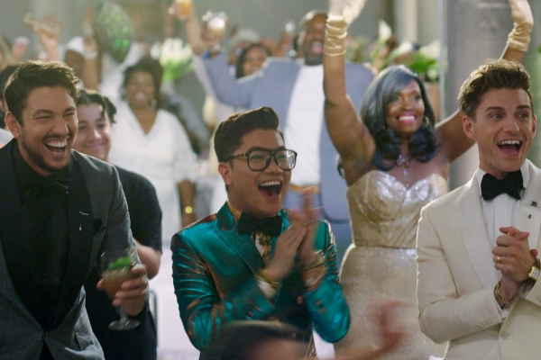Original Content podcast: Netflix's 'Say I Do' offers a wedding-focused twist on the 'Queer Eye' formula