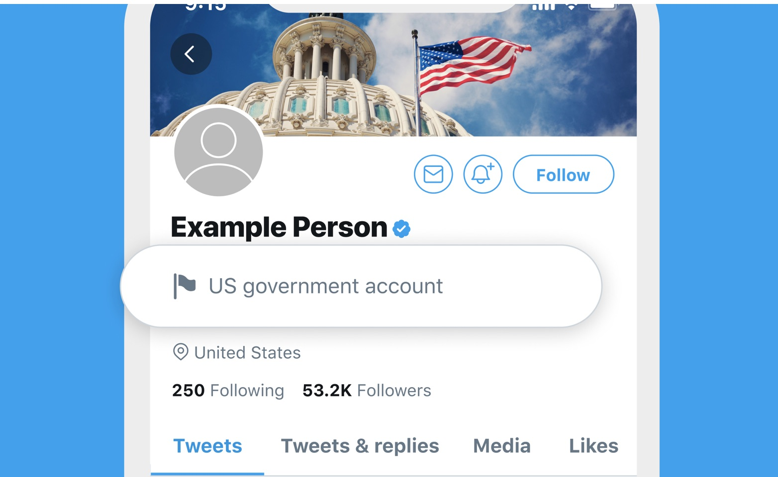Twitter Moves To Label Accounts From 'State-Affiliated Media'