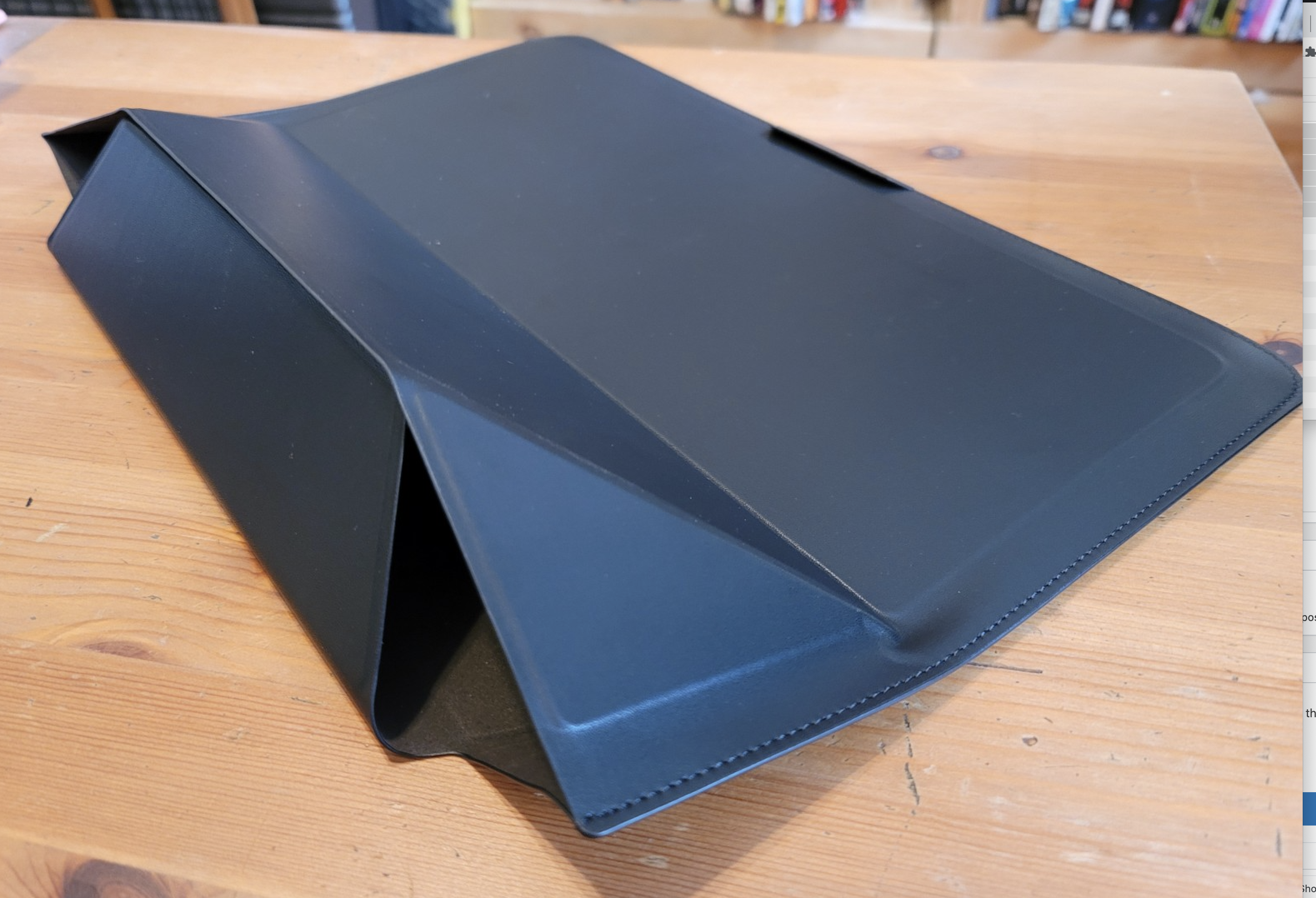 Moft is back with a clever laptop sleeve that converts into a stand