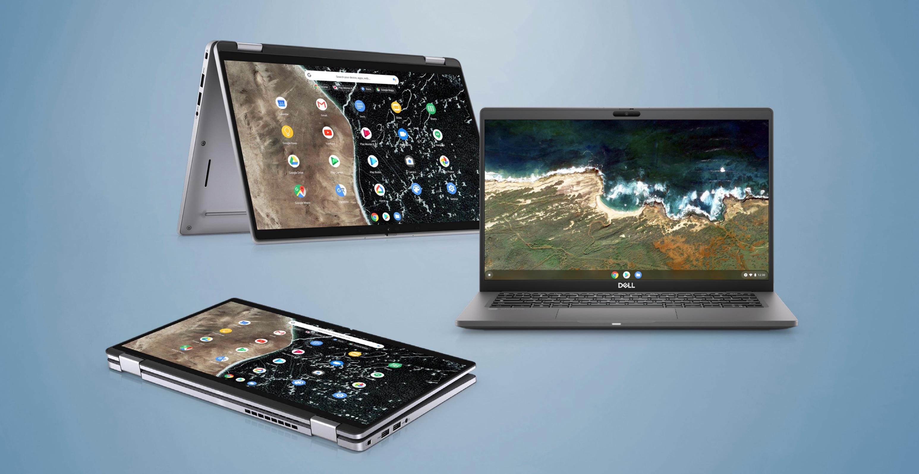 New Dell Latitude Chromebook Targets the Enterprise