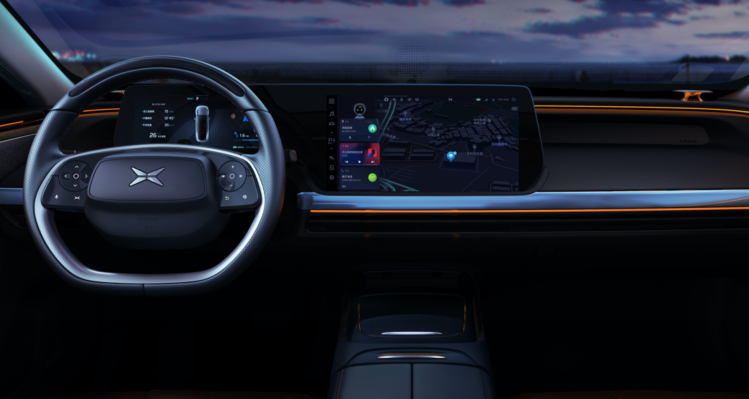 BlackBerry makes China push as the OS for Xpeng smart cars