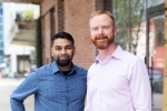 Stacklet Co-Founders Kapil Thangavelu (CTO) and Travis Stanfield (CEO)