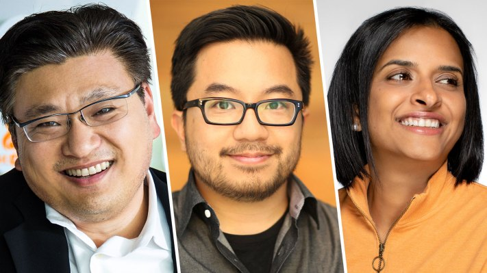 At Disrupt, YC's Anu Hariharan, Initialized's Garry Tan, and GGV's Hans Tung will tell you how to raise money in a dumpster fire thumbnail