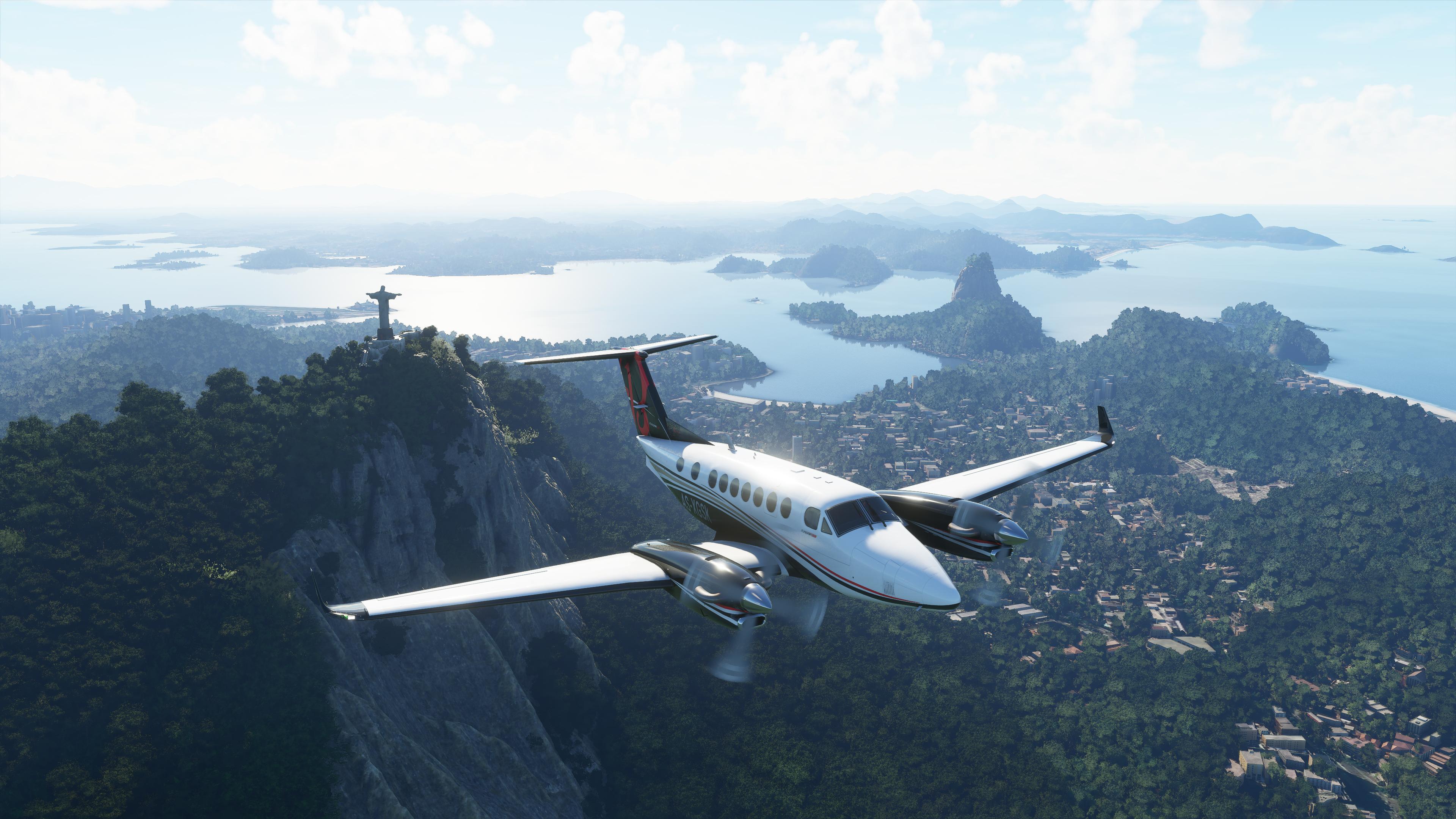 عبور تعداد بازیکنان بازی Microsoft Flight Simulator از مرز دو میلیون نفر