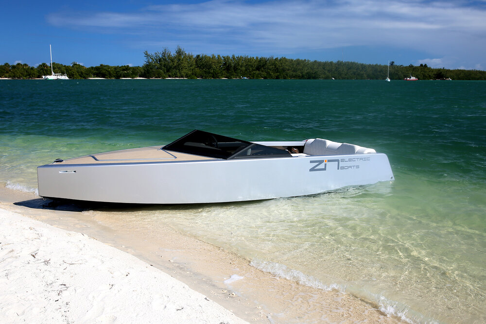 Zin Boats reinvents the electric speedboat in a bid to become the Tesla of the sea – TechCrunch