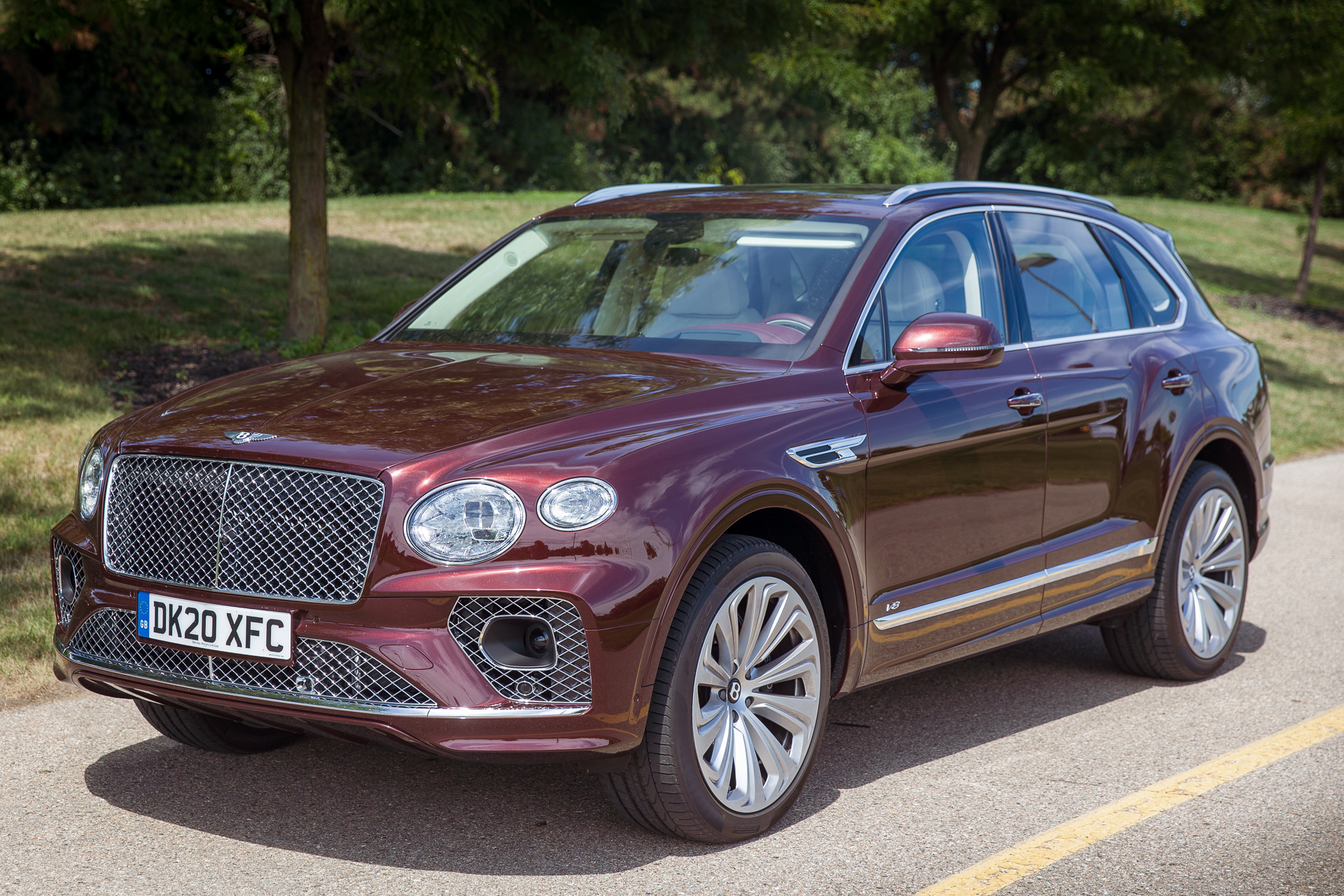 3 Thoughts After 24 Hours In The 177 000 Bentley Bentayga Techcrunch