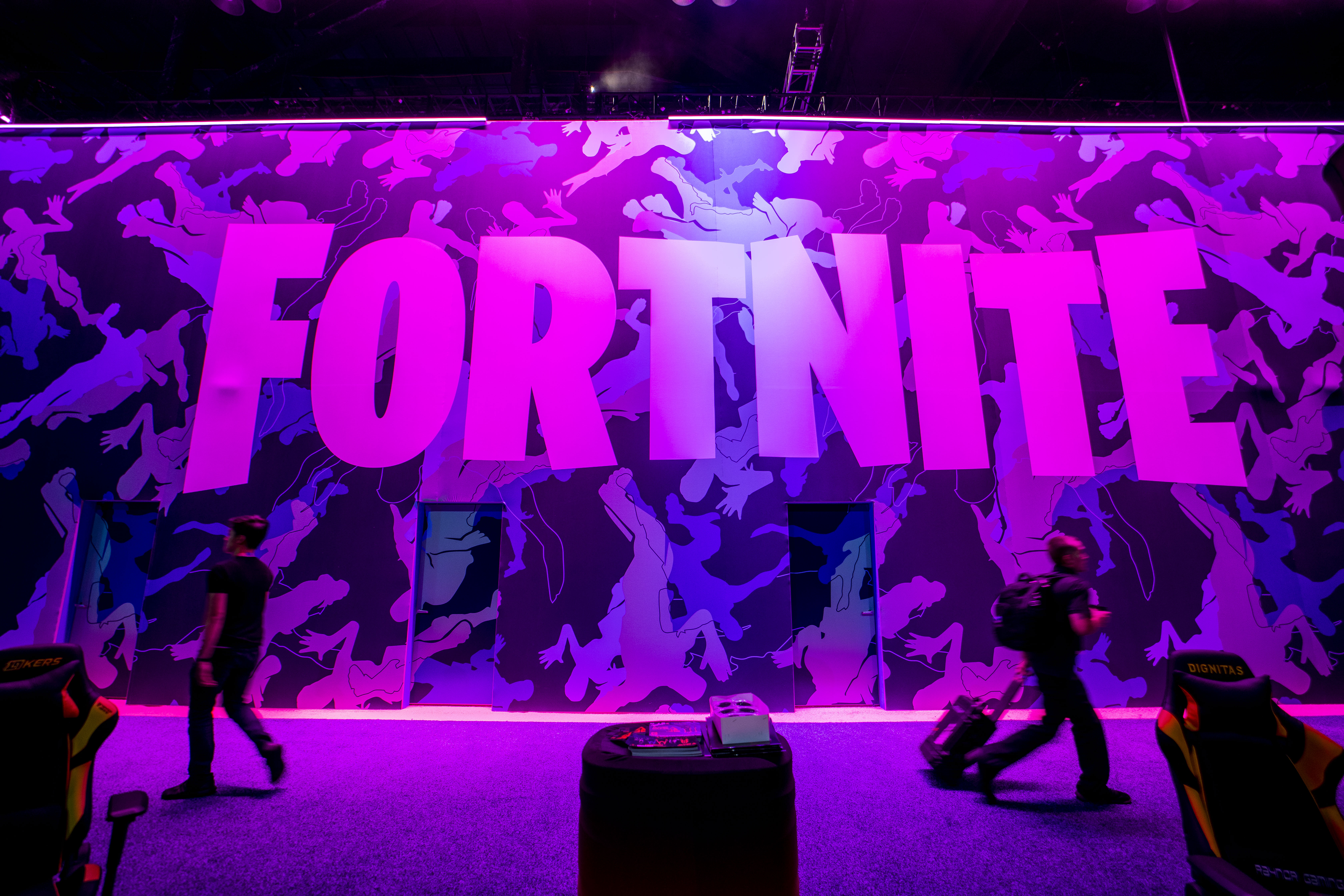 Fortnite-maker Epic completes 1B funding round