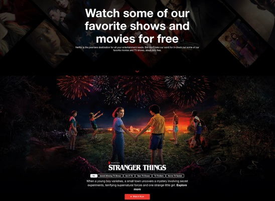 netflix free - Now streaming on Netflix globally: Select original shows and movies to non-subscribers