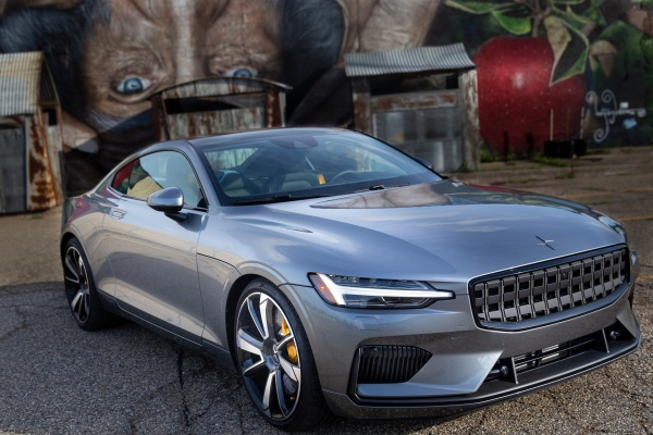 Polestar 1 Review: A hybrid grand tourer worthy of its $155,000 price