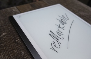 The reMarkable e-paper tablet