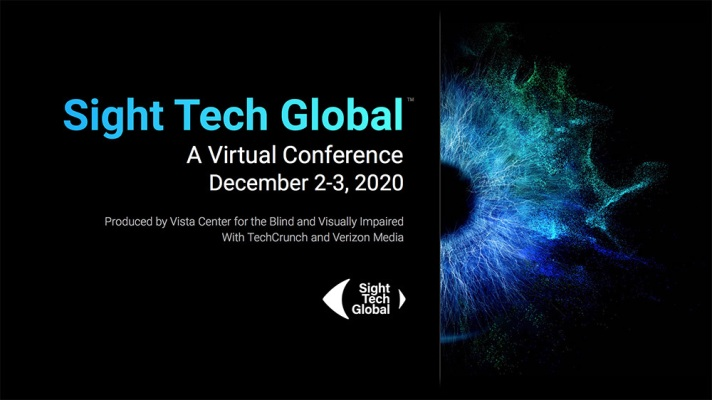 Sight Tech Global is Live! Join top AI technologists and accessibility innovators discuss the future of assistive tech