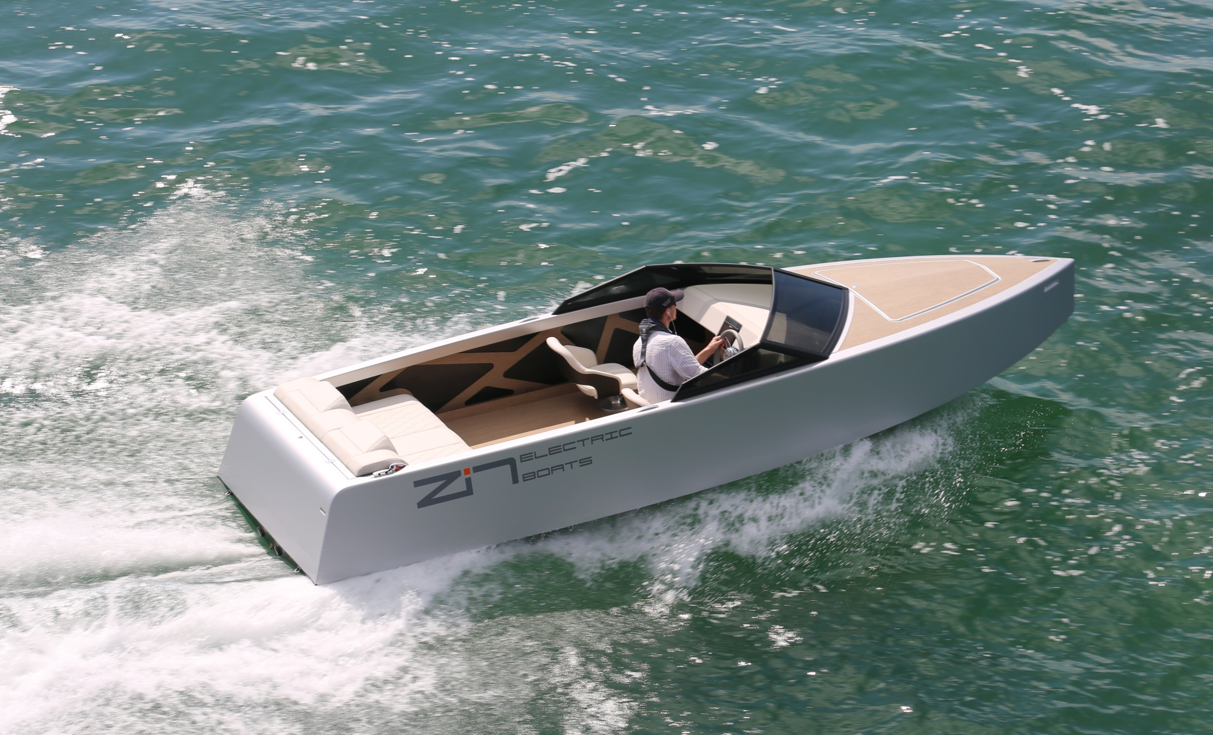 Electric Boat Christmas Break 2020 Zin Boats reinvents the electric speedboat in a bid to become the