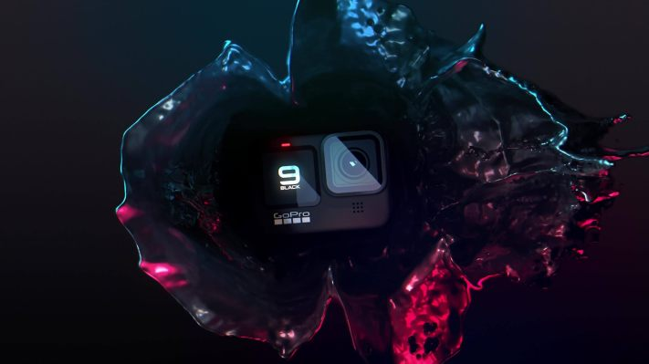 GoPro's Hero 9 Black arrives with a bigger battery and front-facing screen