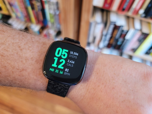 Fitbit Sense review - techcrunch