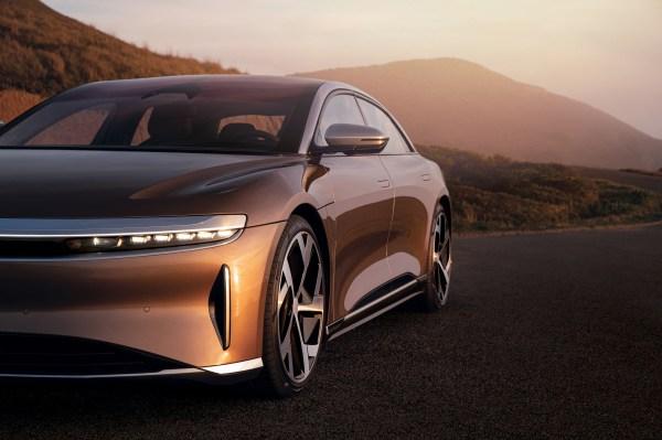 Lucid Air snags the longest range EV title, surpassing Tesla