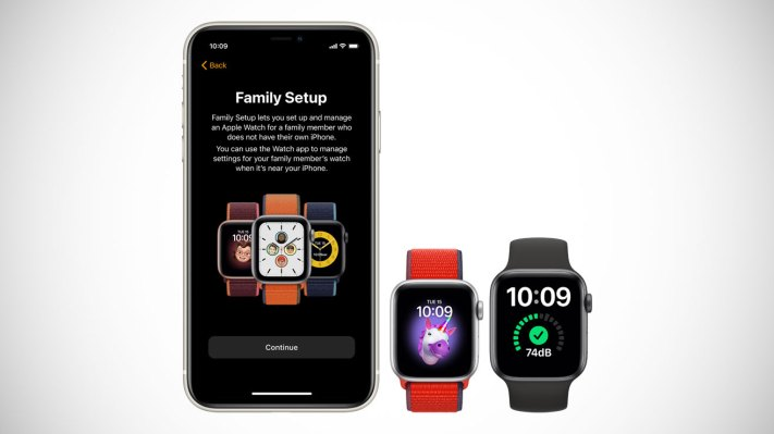 Apple's new 'Family Setup' aims to make Apple Watch a kid tracker thumbnail