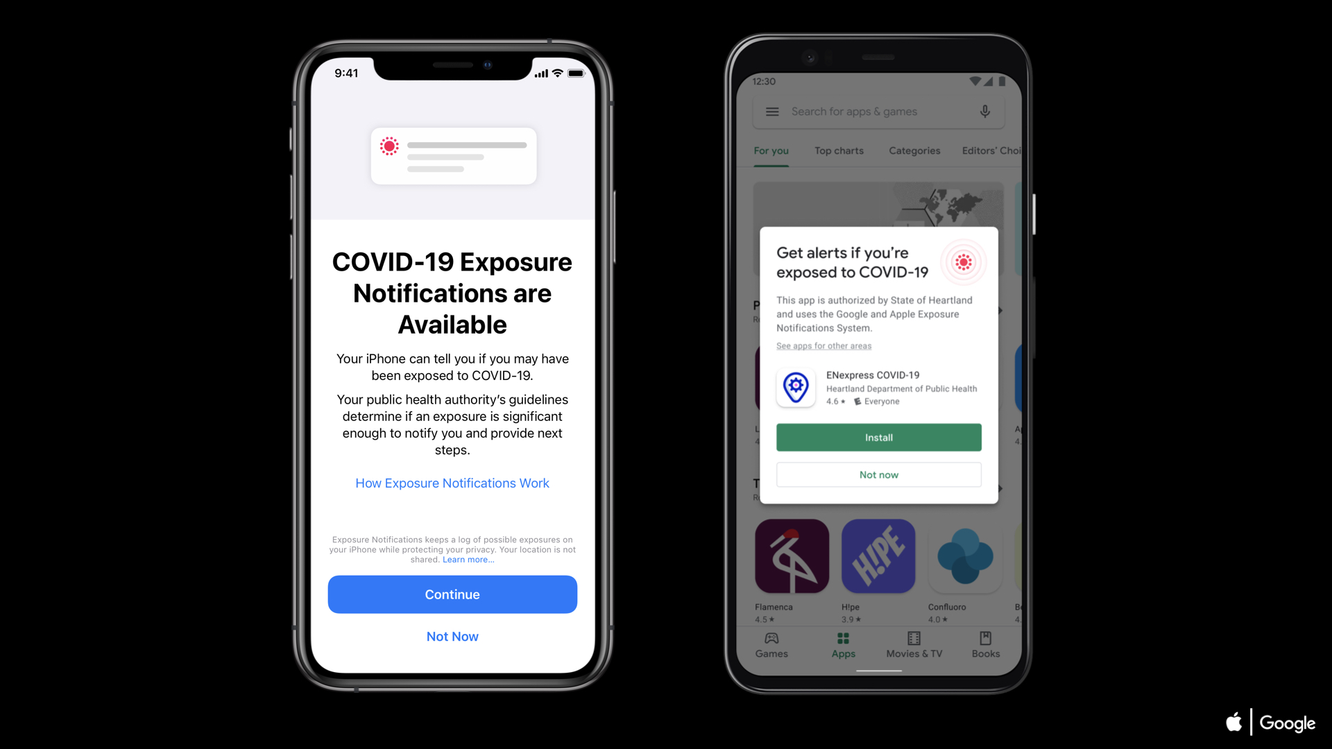 Apple Launches Covid 19 Exposure Notification Express With Ios 13 7 Android To Follow Later This Month Techcrunch