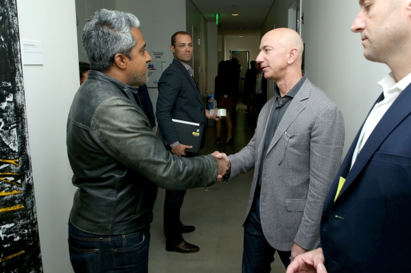 """Writer Anand Giridharadas on tech's billionaires: """"Are they even on the same team as us?"""" - techcrunch"""