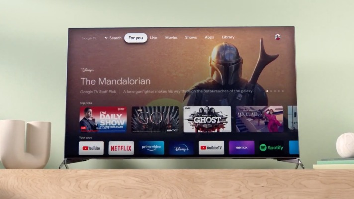 The new Google TV brings streaming apps, live TV and search into a single interface - techcrunch