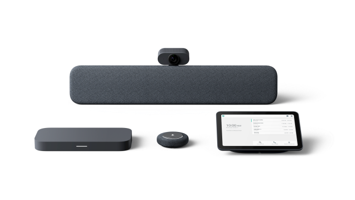 Google launches new AI-powered meeting room hardware thumbnail