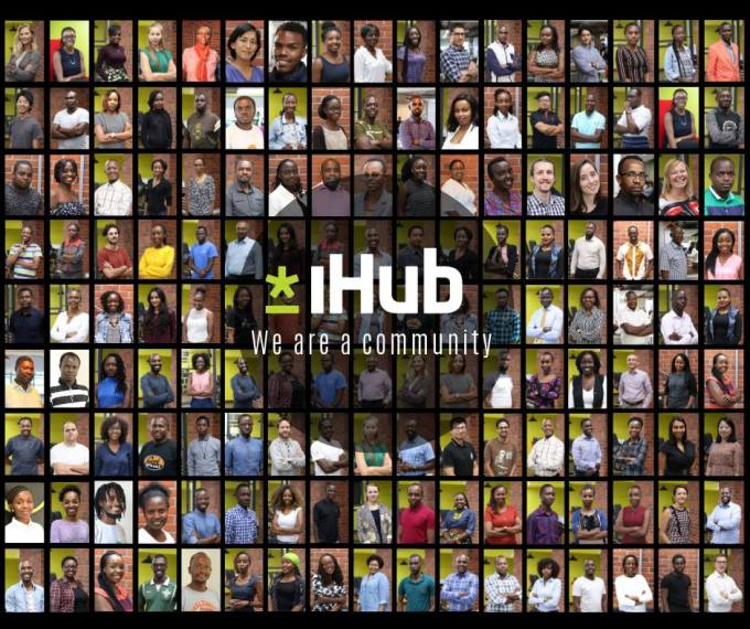 IHub Kenya People