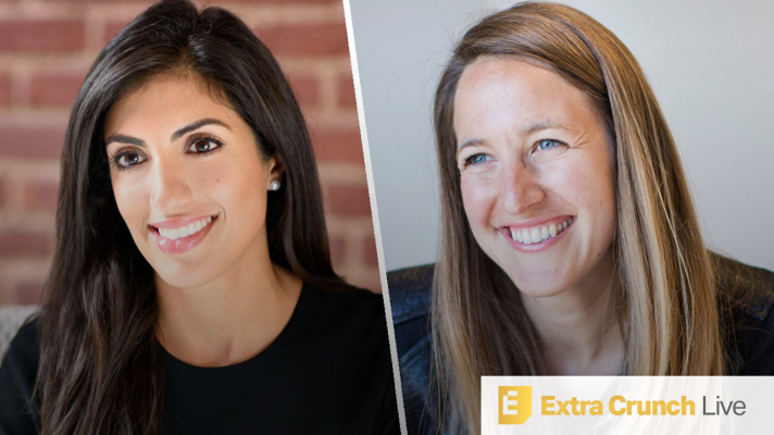 Extra Crunch Live: Join us today at 2pm EDT / 11am PDT to discuss the future of startup investing with Index Ventures VCs Nina Achadjian and Sarah Cannon - techcrunch